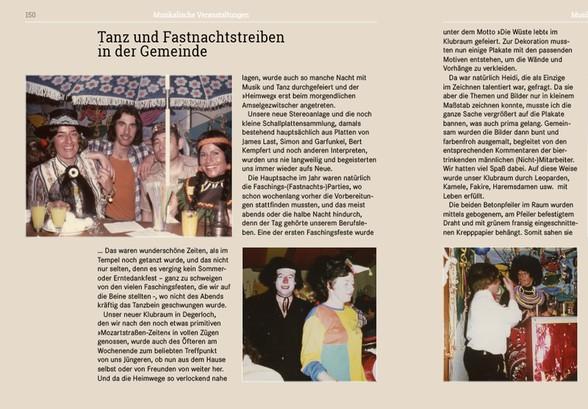 Die Tempelgemeinde Stuttgart im Wandel der Zeiten